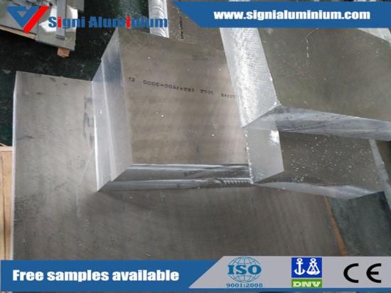 6061 6063 6082 T6/T651 Aluminum Block Mechanical Parts Mold
