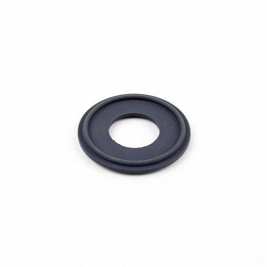 100 Mesh Screen PTFE Acid and Alkali Resistant Sealing Gasket for Tri Clamp Ferrule