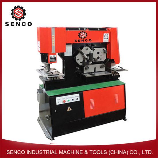 Metal Fabrication Machine Iron Worker