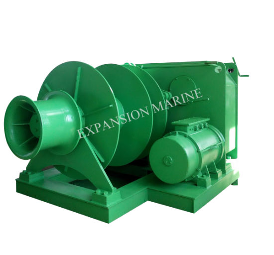 Marine High Speed Electric Winch