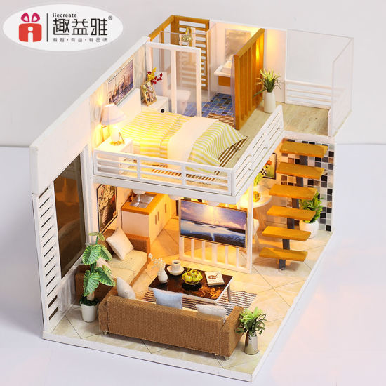 2018 New Arrival Making Luxury Dollhouse Furniture