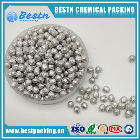 High Purity Magnesium Granule Orp Metal Ball