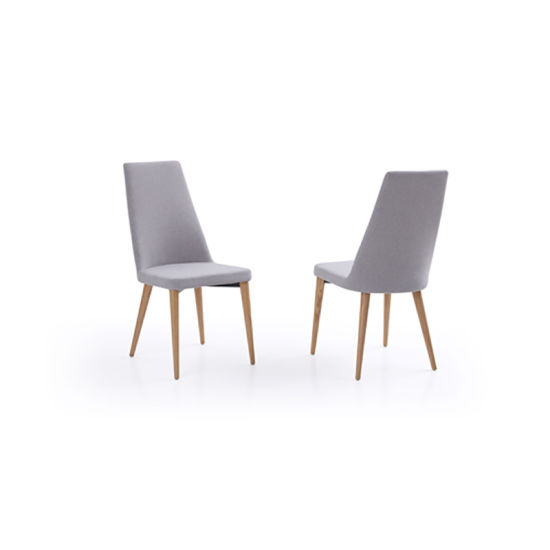 Furniture Dining Chairs Hotsale Simple Style China Dining Chair With Stitching