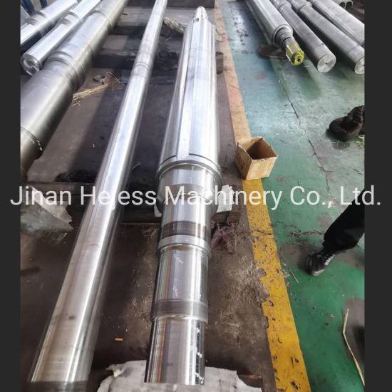Forged Shaft High Strength Transmission Shaft Ck45n Shaft