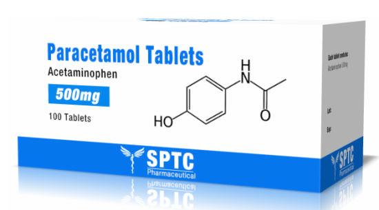 Paracetamol Tablets GMP FDA Approved