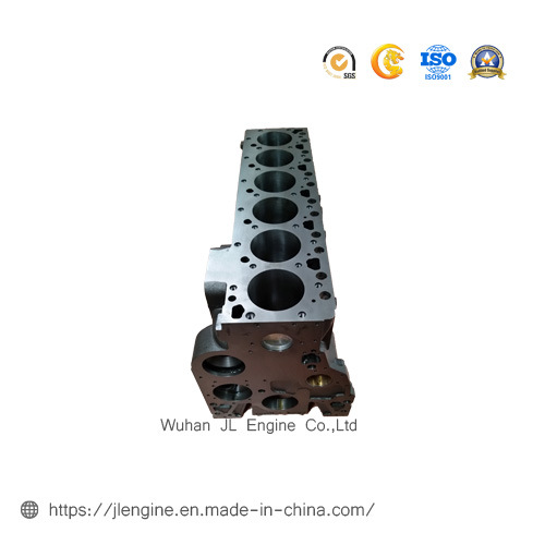 Dcec Cummine Diesel 6bt Engine Cylinder Block for Truck Machinery