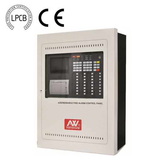 Lpcb Certified Addressable Fire Alarm Control Panel for Sale pictures & photos
