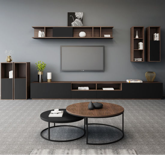 China Nordic Light Luxury Living Room Tv Cabinet Coffee Table Combination Color Tv Cabinet Simple Modern Tv Cabinet Tv Stand China Wooden Tv Stand Tv Stand Furniture