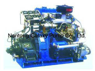 Shanghai Water Cooled Marine Diesel Engine (395AC-3, 395ACB, 395ACB-1, 495BC-3, 495BCB-1, 495BCB-2) pictures & photos