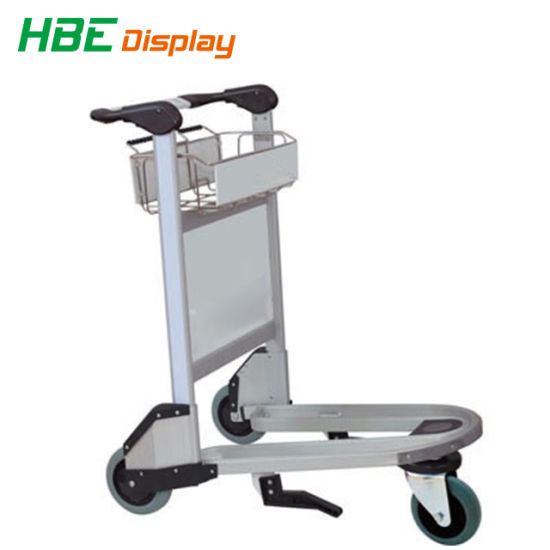 10 Years Manufacturer of Airport Luggage Trolley Cart