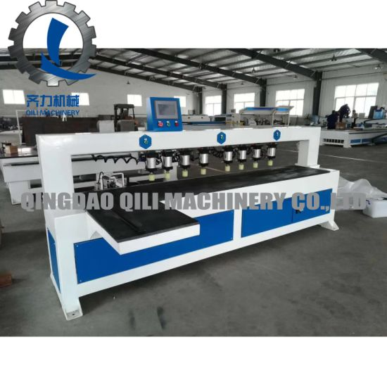 Woodworking CNC Control Side Drilling Machine for Panel Furniture