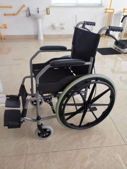 Most Popular Economy Aluminum Folding Lightweight Wheelchair