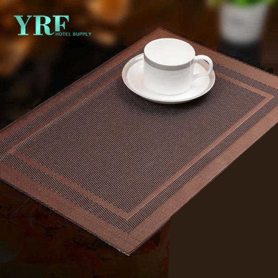 China Yrf Dishwasher Safe Placemats