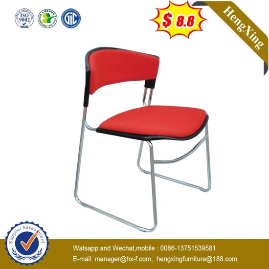 Modern School Office Waiting Room Fabric Mesh Plastic Conference Chair pictures & photos