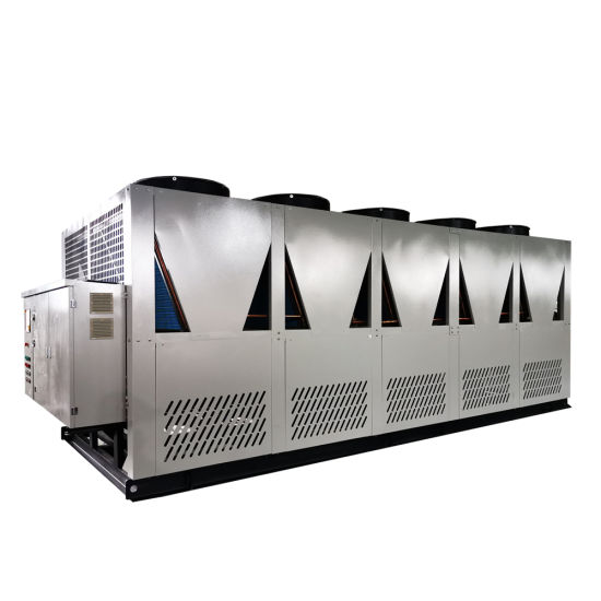 Highest Export Screw Air Cooled Water Chiller to Europe