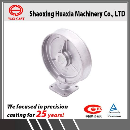 China Lost Wax Casting Precision Casting Investment Casting