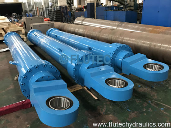 High Quality Double Acting Hydraulic Cylinder with Nice Price From China Factory pictures & photos