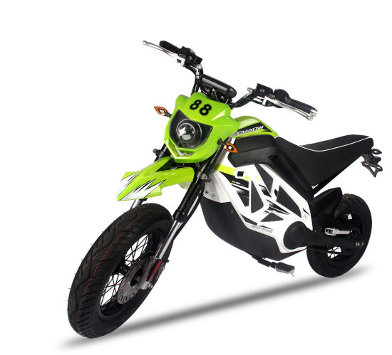 Racying Type Mini Dirt Bike Mini Electrical Motorcycle Bicycles with 750W for Kids