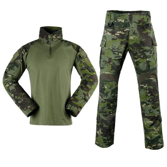 OEM Army Tactical Combat Suit Men Military Uniform