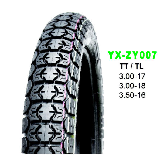 17 Inch Oem New 6pr Nylon Belt Bias Tire Natural Rubber Snow Mud Pattern Motorcycle Tyre