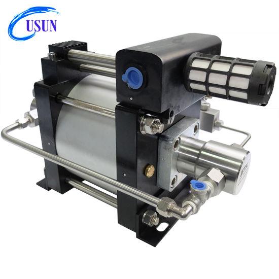 Popular Model: At28-C02 100-200 Bar Pneumatic Driven Liquid CO2 Transfer Pump for Tank Refilling