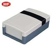 Plastic Handheld Switch Enclosure Box with Digital Display Window