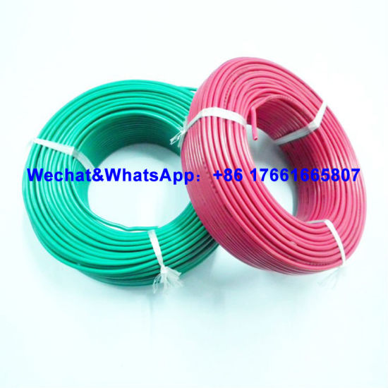 Home Depot Electric Copper PVC Wire Manufacturer on