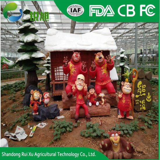 Chinese Supplier Custom Design Animal Sculptures with Best Price