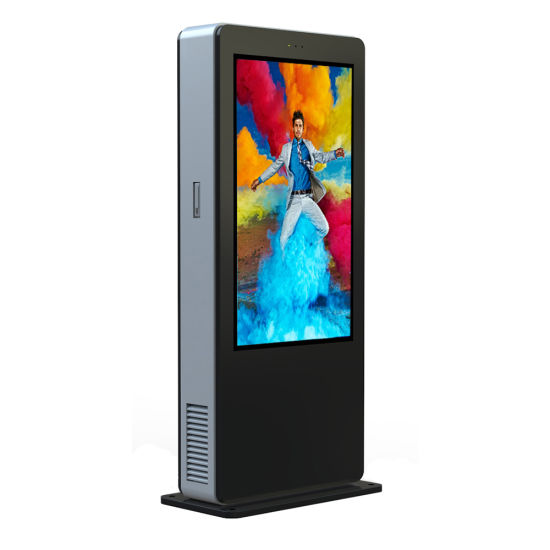 49 Inch IP65 Interactive LCD Advertising Digital Signage