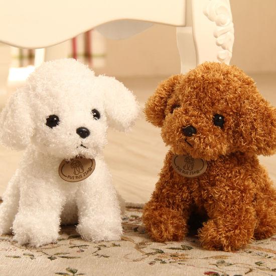 83344683e436 China Wholesale Custom Plush Soft Dog Stuffed Animal New Kids Toy ...