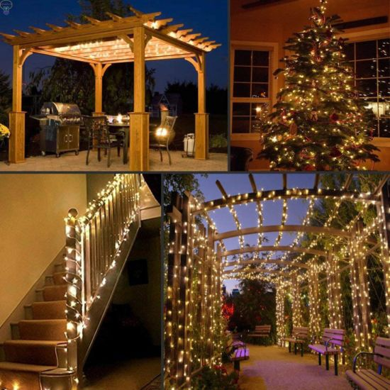 LED String Lights Works for Wedding Centerpiece, Party, Table Decorations