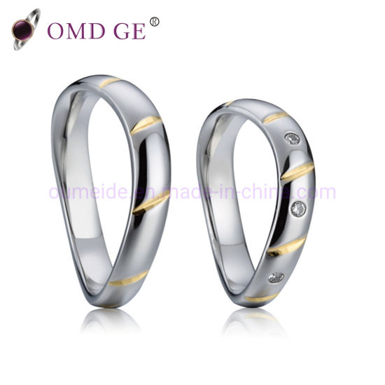 China Best Rings Manufacture New White Products Wedding Favors