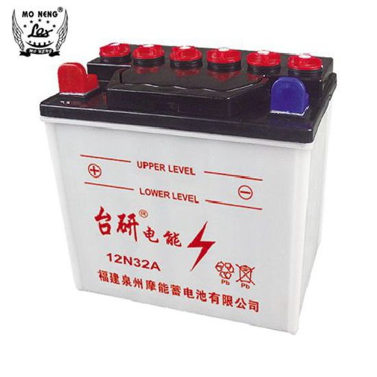 12n32-BS Cheap Price Lead Acid Battery Motorcycle Part