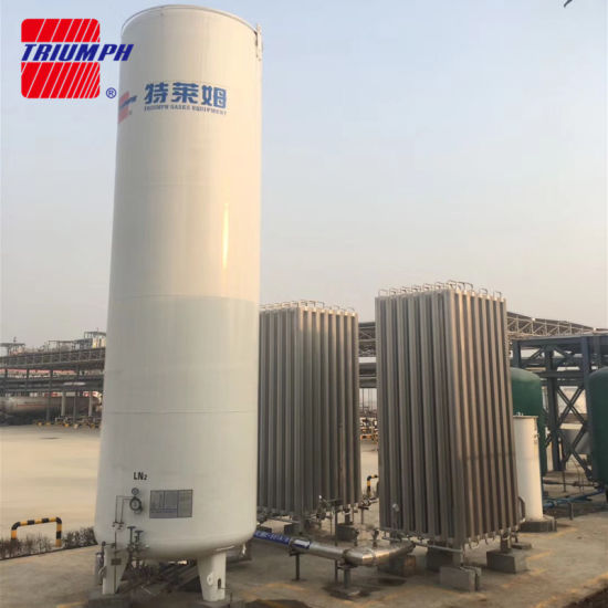 High Quality 20m2 LNG Cryogenic Storage Tank with ASME/Ce Standard pictures & photos