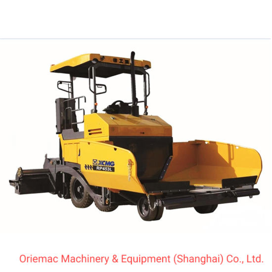 4.5m Asphalt Paver Machine RP453L in Philippines