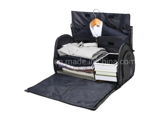 Wholesale Nylon Waterproof Sport Gym Duffel Travel Bag