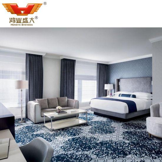 Luxury Modern 3-5 Star Hotel Bedroom Furniture