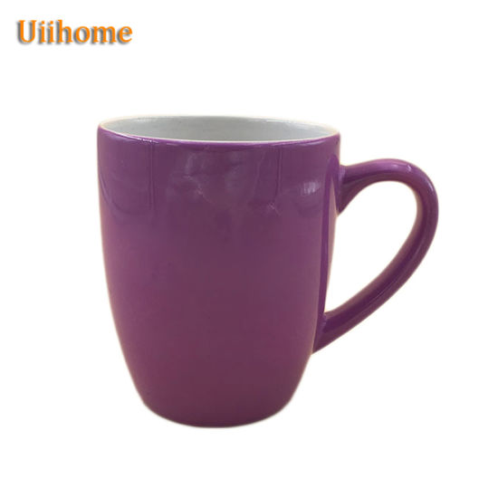 Outer Color Customized Waist Drum Mug Coffee Mug Promotion Gift Yh-M2003-1289 pictures & photos