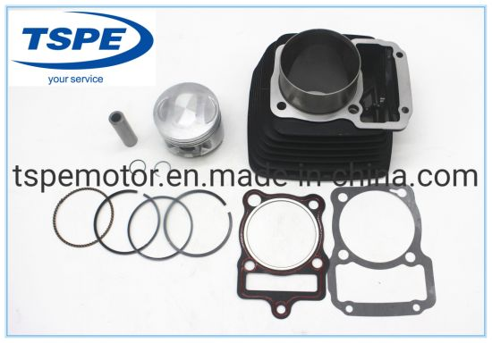 Motorcycle Engine Parts Motorcycle Cylinder Kit for Dm-200 pictures & photos