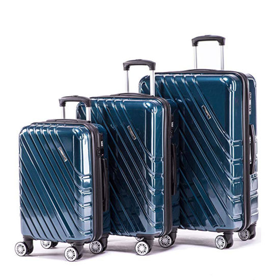 Hardshell Luggage Lightweight Suitcase Carry-on Expandable Travel Trolley ABS Luggage