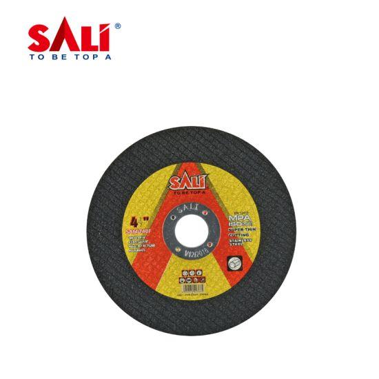 Good Quality Long Durablility Resin Bonded Abrasive Cut off Wheel