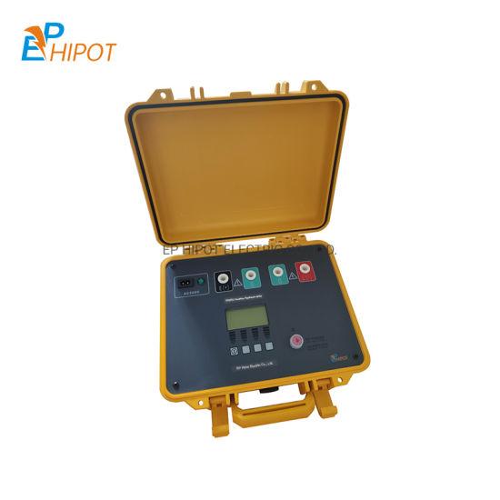 20kv Digital High Voltage Megohmmeter Insulation Resistance Tester