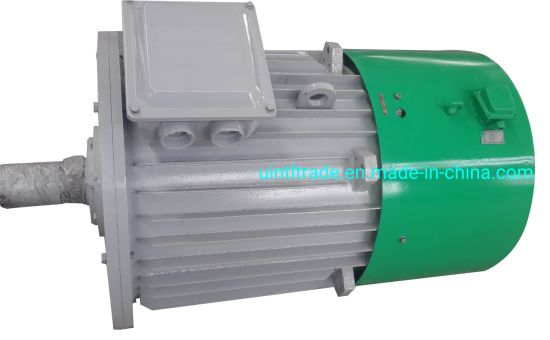 50kw Low Rpm High Efficiency Permanent Magnet Generator for Hydro Power