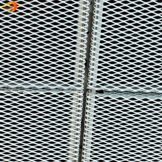 Interior Decoration Aluminum Expanded Metal Ceiling Panel