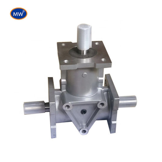 ARA Series Aluminium Helical Bevel Planetary Speed Reducer Transmission Gearboxes
