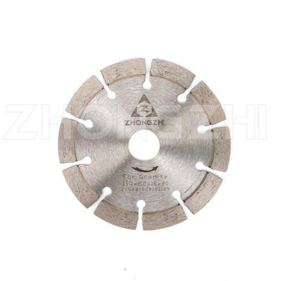 Sintered Segmented Diamond Saw Blades for Stone Cutting