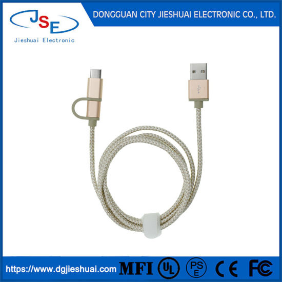 Free Shipping LED Micro USB Type C Magnetic Charging USB Cable