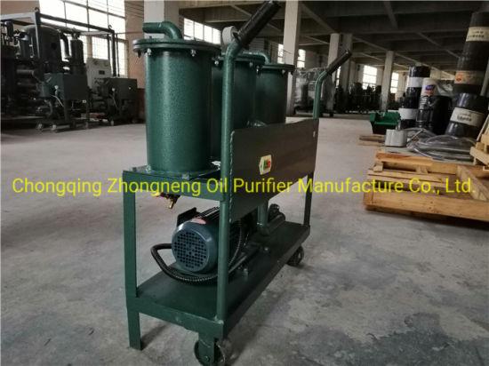 Jl Portable Oil Purification Machine