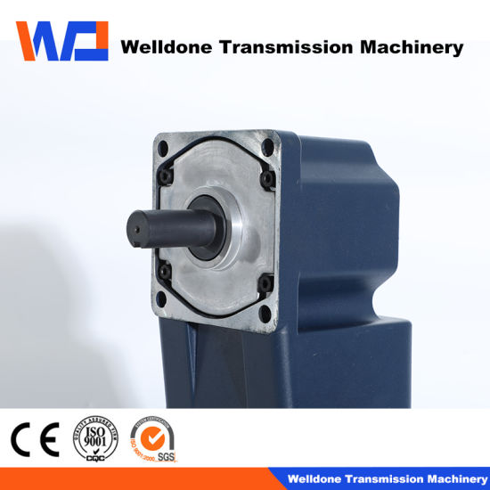 Low Voltage High Precision AC Right Angle Gear Motor Servo Motor