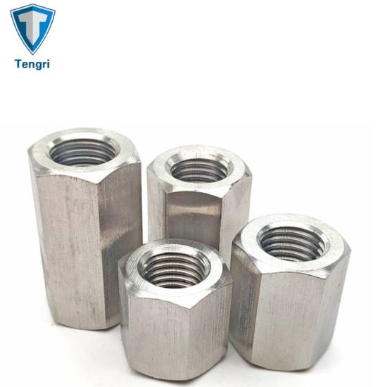 M3 Toothed Flange Hexagonal Safety Nuts Carbon Steel 10 Pieces